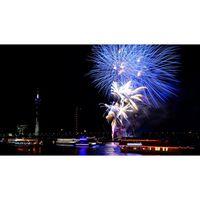Japan Feuerwerk - Feuerzauber über Düsseldorf 25.05.19