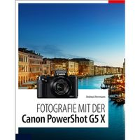 Für weitere Info hier klicken. Artikel: FRANZIS Kamerabuch Fotografie mit der Canon PowerShot G5 X (9783645605113)