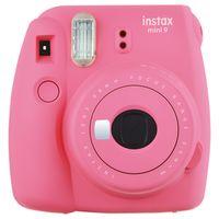 Für weitere Info hier klicken. Artikel: Fujifilm Sofortbildkamera Instax mini 9 flamingopink