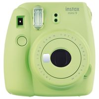 Für weitere Info hier klicken. Artikel: Fujifilm Sofortbildkamera Instax mini 9 limettengrün