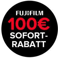 Für weitere Info hier klicken. Artikel: Fujifilm 100,- Sofortrabatt X-T3 Black Winter Aktion