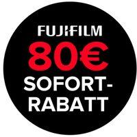 Für weitere Info hier klicken. Artikel: Fujifilm 80,- Sofortrabatt X-T30 Black Winter Aktion
