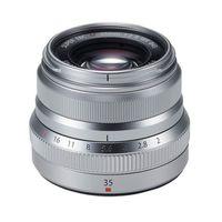 Fujifilm XF 35mm f/2,0 R WR silber Fujifilm X