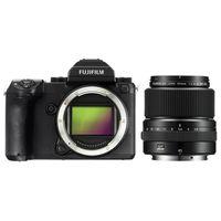 Fujifilm GFX 50S + GF 2,8/45 R WR