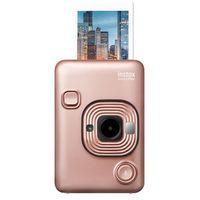 Fujifilm Instax LiPlay Sofortbildkamera blush gold
