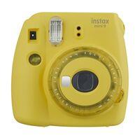 Für weitere Info hier klicken. Artikel: Fujifilm Instax mini 9 limited edition Sofortbildkamera clear yellow