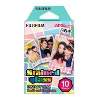 Für weitere Info hier klicken. Artikel: Fujifilm Instax Mini Film Stained Glass WW 1 Color