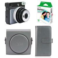Für weitere Info hier klicken. Artikel: Fujifilm Instax SQ6 Set Graphite Grey