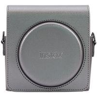 Für weitere Info hier klicken. Artikel: Fujifilm Instax SQUARE SQ6 Tasche mit Tragegurt Graphite Grey
