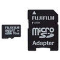 Für weitere Info hier klicken. Artikel: Fujifilm Micro SDHC-Card + SD-Adapter C10 32 GB