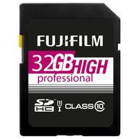 Für weitere Info hier klicken. Artikel: Fujifilm SDHC-Card High Pro C10 UHS-I 32 GB