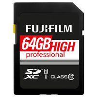 Fujifilm SDXC-Card High Pro C10 UHS-I 64 GB