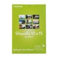 Für weitere Info hier klicken. Artikel: Fujifilm Shacolla Box Split Instax Photo Panels für 10x15 Fotos 1x9