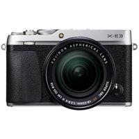 Fujifilm X-E3 + FUJINON XF18-55mm f/2,8-4,0 R LM OIS schwarz-silber
