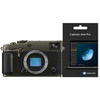 Für weitere Info hier klicken. Artikel: Fujifilm X-Pro 3 DURA Gehäuse + Capture One Pro 20 schwarz