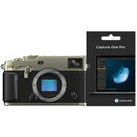 Für weitere Info hier klicken. Artikel: Fujifilm X-Pro 3 DURA Gehäuse + Capture One Pro 20 silber