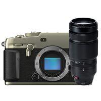 Für weitere Info hier klicken. Artikel: Fujifilm X-Pro3 + XF 100-400mm f/4,5-5,6 R LM OIS WR DURA silber
