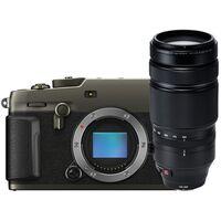 Für weitere Info hier klicken. Artikel: Fujifilm X-Pro3 + XF 100-400mm f/4,5-5,6 R LM OIS WR Dura Schwarz