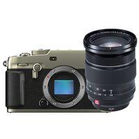 Für weitere Info hier klicken. Artikel: Fujifilm X-Pro3 + XF 16-55mm f/2,8 R LM WR DURA silber