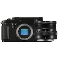 Für weitere Info hier klicken. Artikel: Fujifilm X-Pro3 + XF 16mm f/2,8 R schwarz