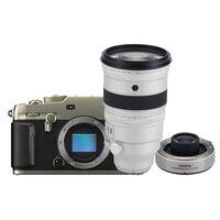 Für weitere Info hier klicken. Artikel: Fujifilm X-Pro3 + XF 200mm f/2,0 R LM OIS WR + Telekonverter XF 1.4X TC F2 WR DURA silber