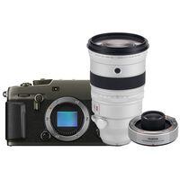 Für weitere Info hier klicken. Artikel: Fujifilm X-Pro3 + XF 200mm f/2,0 R LM OIS WR + Telekonverter XF 1.4X TC F2 WR Dura Schwarz