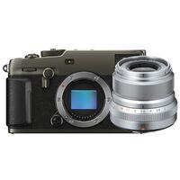 Für weitere Info hier klicken. Artikel: Fujifilm X-Pro3 + XF 23mm f/2,0 WR Dura Schwarz