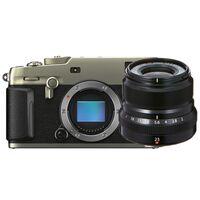 Für weitere Info hier klicken. Artikel: Fujifilm X-Pro3 + XF 23mm f/2,0 WR schwarz DURA silber