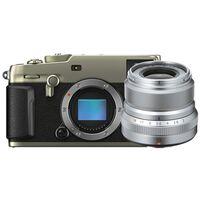 Für weitere Info hier klicken. Artikel: Fujifilm X-Pro3 + XF 23mm f/2,0 WR silber DURA silber