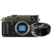 Für weitere Info hier klicken. Artikel: Fujifilm X-Pro3 + XF 27mm f/2,8 Dura Schwarz