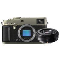 Für weitere Info hier klicken. Artikel: Fujifilm X-Pro3 + XF 27mm f/2,8 schwarz DURA silber