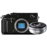 Für weitere Info hier klicken. Artikel: Fujifilm X-Pro3 + XF 27mm f/2,8 schwarz