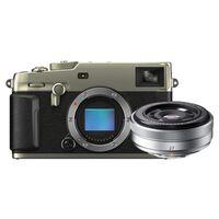 Für weitere Info hier klicken. Artikel: Fujifilm X-Pro3 + XF 27mm f/2,8 silber DURA silber