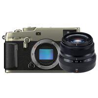 Für weitere Info hier klicken. Artikel: Fujifilm X-Pro3 + XF 35mm f/2,0 R WR schwarz DURA silber