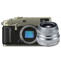 Für weitere Info hier klicken. Artikel: Fujifilm X-Pro3 + XF 35mm f/2,0 R WR silber DURA silber