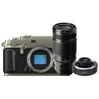 Für weitere Info hier klicken. Artikel: Fujifilm X-Pro3 + XF 50-140mm f/2,8 R LM OIS WR + TC XF1.4X Tele-Konverter DURA silber
