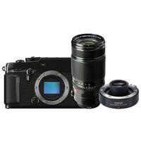 Für weitere Info hier klicken. Artikel: Fujifilm X-Pro3 + XF 50-140mm f/2,8 R LM OIS WR + TC XF1.4X Tele-Konverter schwarz