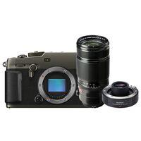 Für weitere Info hier klicken. Artikel: Fujifilm X-Pro3 + XF 50-140mm f/2,8 R LM OIS WR + TC XF1.4X Tele-Konverter Dura Schwarz