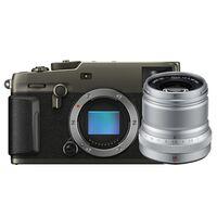 Für weitere Info hier klicken. Artikel: Fujifilm X-Pro3 + XF 50mm f/2,0 R WR Dura Schwarz