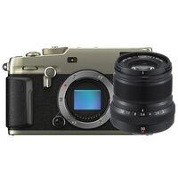 Für weitere Info hier klicken. Artikel: Fujifilm X-Pro3 + XF 50mm f/2,0 R WR schwarz DURA silber