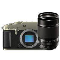 Für weitere Info hier klicken. Artikel: Fujifilm X-Pro3 + XF 55-200mm f/3,5-4,8 R LM OIS DURA silber