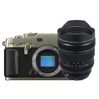 Für weitere Info hier klicken. Artikel: Fujifilm X-Pro3 + XF 8-16mm f/2,8 R LM WR DURA silber
