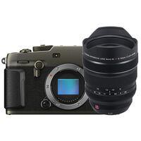 Für weitere Info hier klicken. Artikel: Fujifilm X-Pro3 + XF 8-16mm f/2,8 R LM WR Dura Schwarz
