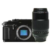 Für weitere Info hier klicken. Artikel: Fujifilm X-Pro3 + XF 80mm f/2,8 R LM OIS WR Makro schwarz