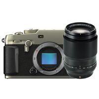 Für weitere Info hier klicken. Artikel: Fujifilm X-Pro3 + XF 90mm f/2,0 R LM WR DURA silber