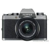 Für weitere Info hier klicken. Artikel: Fujifilm X-T100 + XC 15-45mm OIS PZ - Retourenware - Fujifilm X dunkelsilber