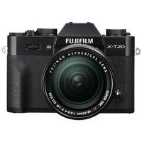 Für weitere Info hier klicken. Artikel: Fujifilm X-T20, Fujinon XF 2,8-4/18-55 R LM OIS - Retourenware - (leichte Gebrauchsspuren) schwarz