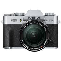 Für weitere Info hier klicken. Artikel: Fujifilm X-T20, Fujinon XF 2,8-4/18-55 R LM OIS silber-schwarz