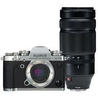 Für weitere Info hier klicken. Artikel: Fujifilm X-T3 Gehäuse + XF 100-400mm f/4,5-5,6 R LM OIS WR