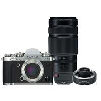 Für weitere Info hier klicken. Artikel: Fujifilm X-T3 Gehäuse + XF 100-400mm f/4,5-5,6 R LM OIS WR + TC XF1.4x Set